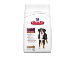 HILL'S CANINE ADULT  LARGE BREED LAMB-RICE 12K