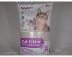 CAT LITTER ΑΜΜΟΣ ΥΓΙΕΙNΗΣ ΜΠΕΤ.BABY POWDER