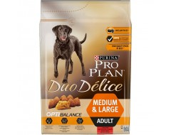 PROPLAN DOG ADULT DUO DELICE ΒΟΔΙΝΟ
