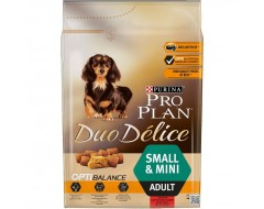 PROPLAN DOG ADULT DUO DELICE SMALL ΒΟΔΙΝΟ 2,5K