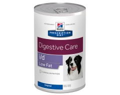 HILL'S CANINE I/D LOW FAT 360GR